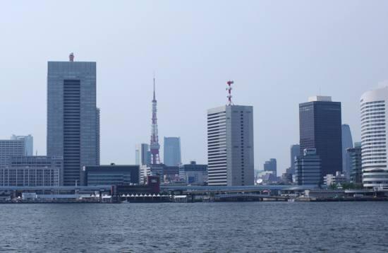東京浮絵百景:五島一浩