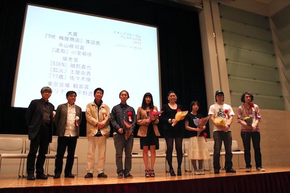 ジャパン・トゥモロウ 最終審査員と受賞者